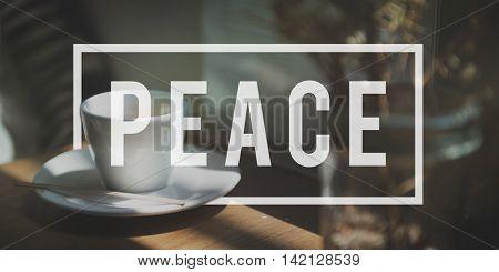 Peace Calm Freedom Quiet Solitude Independance Concept