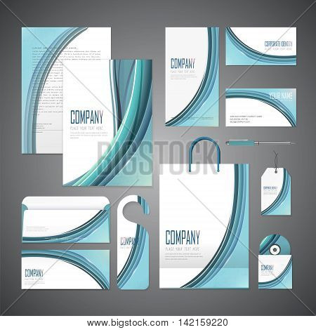 Elegant Corporate Identity Design