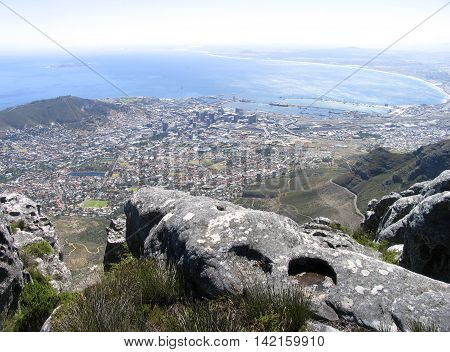 Table Mountain, Cape Town South Africa