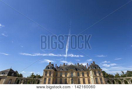 La Motte Tilly Castle, Aube, France