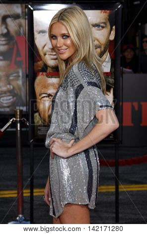 Stephanie Pratt at the Los Angeles premiere of 'The A-Team' held at the Grauman's Chinese Theater in Hollywood, USA on June 3, 2010.