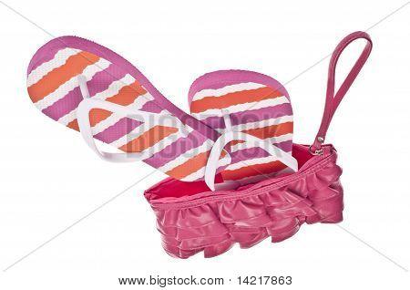 Summer Fashion Concept
