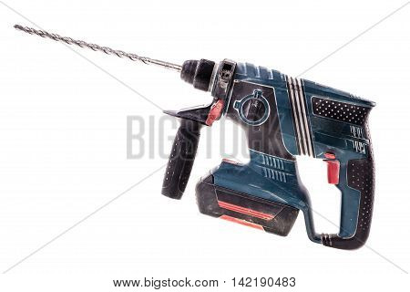 Isolated Rotary Hammer