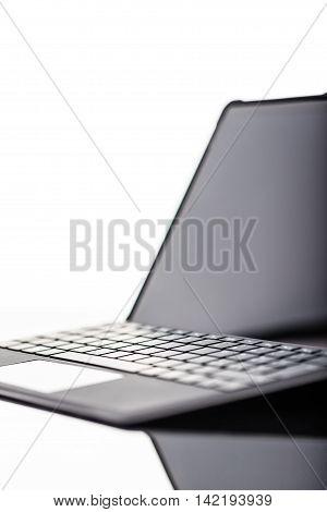 Hi-tech Sleek Laptop Vertical