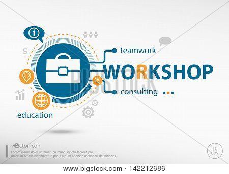 Workshop Concept For Creative Process.