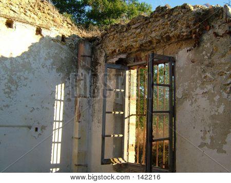 Derelict Outbuilding