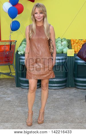 LOS ANGELES - AUG 9:  Charlotte Ross at the