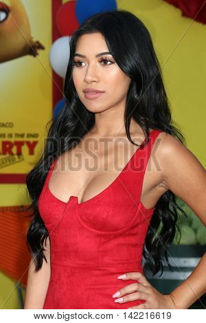 LOS ANGELES - AUG 9:  Julia Kelly at the