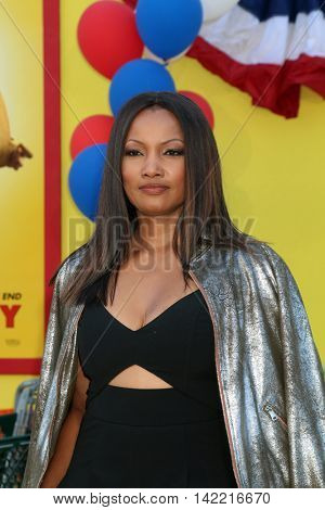 LOS ANGELES - AUG 9:  Garcelle Beauvais at the