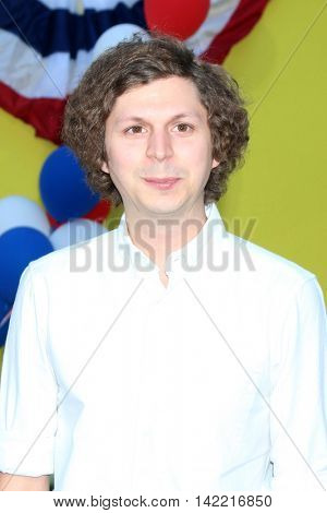 LOS ANGELES - AUG 9:  Michael Cera at the