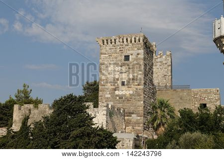 Tower Of Bodrum Castle