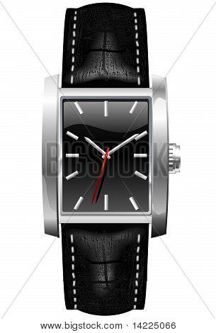 Reloj de pulsera analógico Varonil clásico