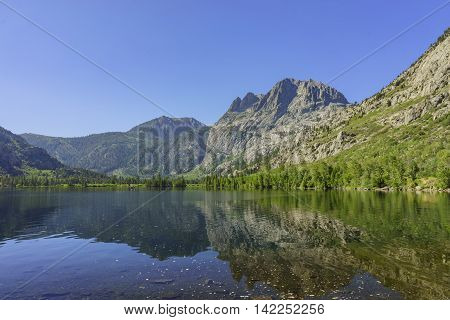 The Beautiful Silver Lake