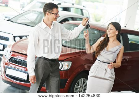 Car selling or auto buying