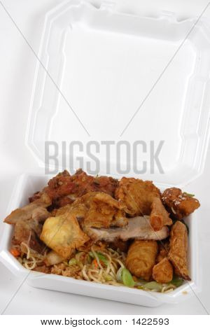 Chinese Buffet Take Out