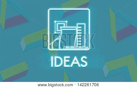 Ideas Design Vision Tactics Vision Plan Strategy Concept