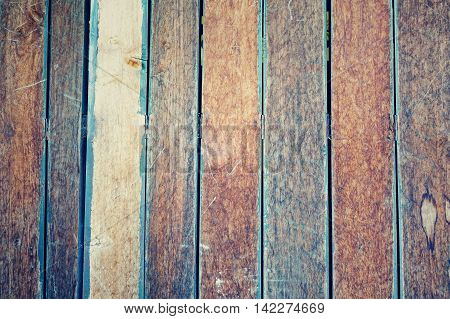 Vintage wood Old surface Wood texture Natural background Nature Design Interior