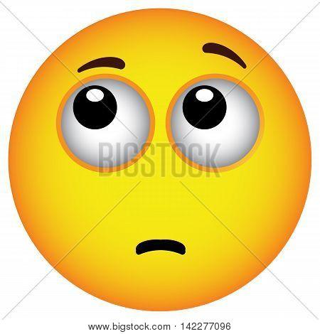 Emoticon face facial forum friendly, art behavior cheerful