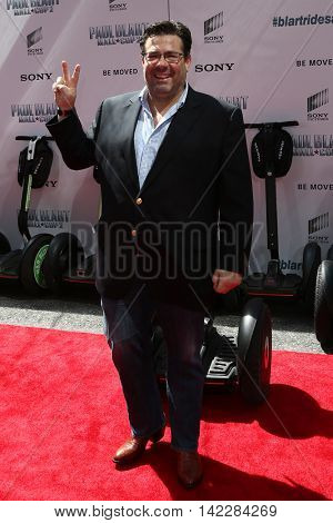 NEW YORK-APR 11: Director Andy Fickman attends the world premiere of