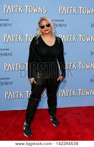 NEW YORK-JUL 21: Raven-Symone attends the