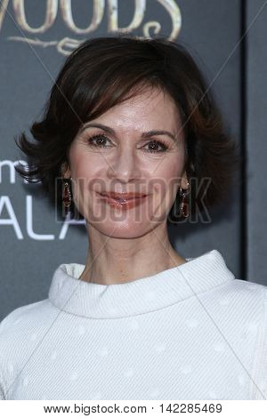 NEW YORK-DEC 8: TV host Elizabeth Vargas attends the