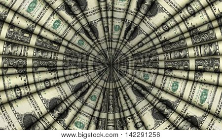 Dollar Cones Design