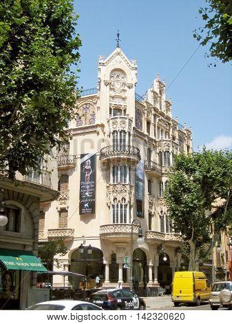 Casas Casasayas In Palma De Majorca