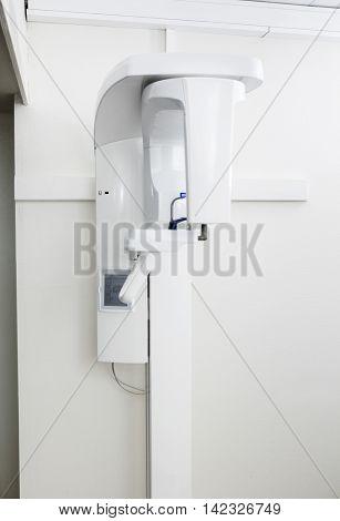 White Panoramic Xray Machine In Dentistry