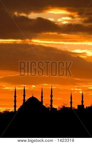Oriental Silhouette