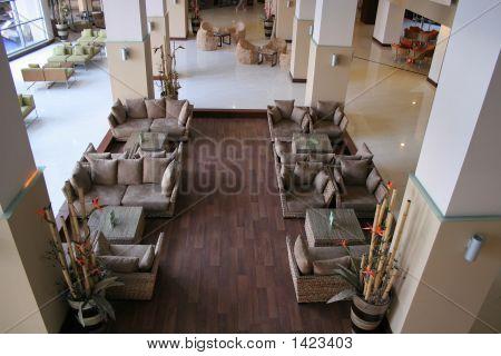 Oriental Hotel Lobby