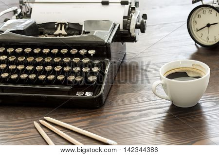 Writing In Old Style