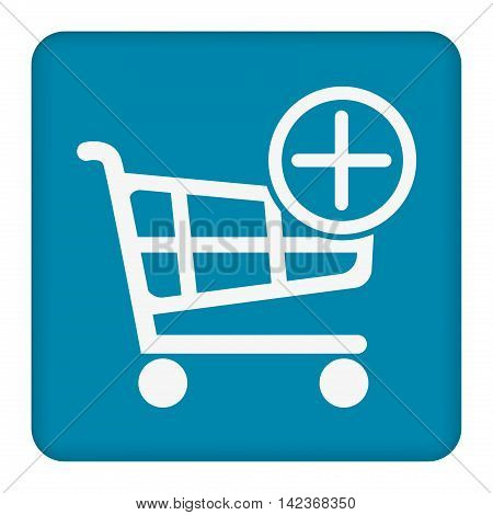 Shopping Cart Add to Cart icon. Vector Eps 10.