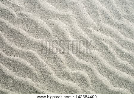 Beach natural  sea sand texture, pattern, background