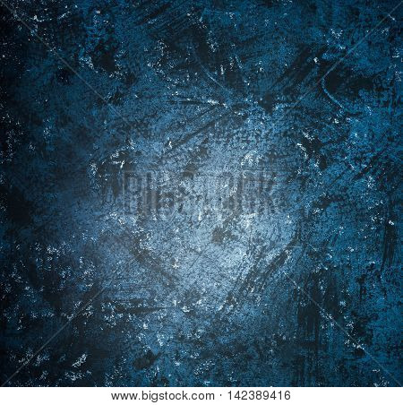 Spotty Black Background