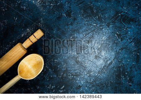 Rolling Pin And Ladle
