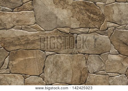 Tile Imitation of natural stone - texture (background)
