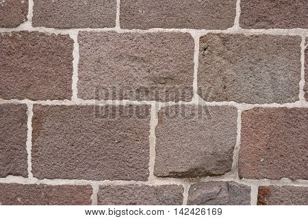 Stone texture and background of old wall