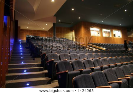 Seats Of A Theater