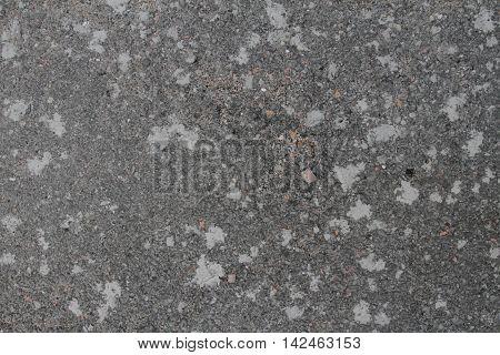 dark gravel with light spots grunge grim texture