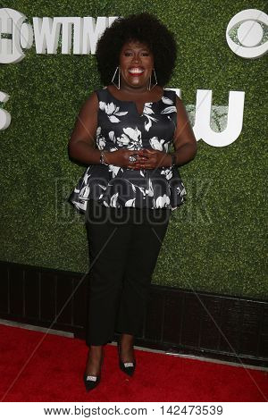 LOS ANGELES - AUG 10:  Sheryl Underwood at the CBS, CW, Showtime Summer 2016 TCA Party at the Pacific Design Center on August 10, 2016 in West Hollywood, CA