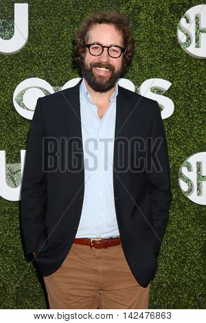 LOS ANGELES - AUG 10:  Peter Cambor at the CBS, CW, Showtime Summer 2016 TCA Party at the Pacific Design Center on August 10, 2016 in West Hollywood, CA