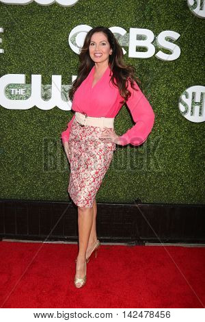 LOS ANGELES - AUG 10:  Lisa Guerrero at the CBS, CW, Showtime Summer 2016 TCA Party at the Pacific Design Center on August 10, 2016 in West Hollywood, CA