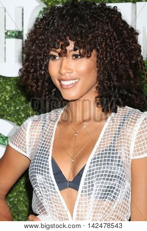 LOS ANGELES - AUG 10:  Lex Scott Davis at the CBS, CW, Showtime Summer 2016 TCA Party at the Pacific Design Center on August 10, 2016 in West Hollywood, CA