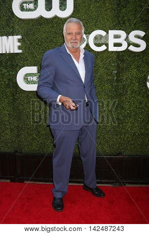 LOS ANGELES - AUG 10:  John McCook at the CBS, CW, Showtime Summer 2016 TCA Party at the Pacific Design Center on August 10, 2016 in West Hollywood, CA