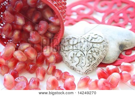 Pomegranite Love