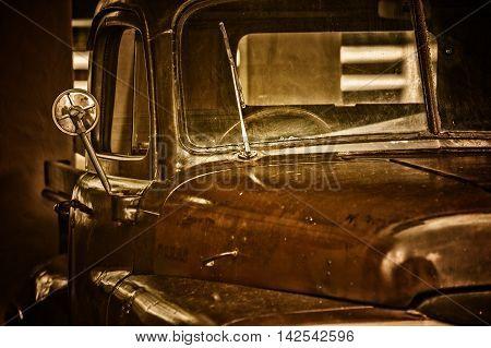Vintage Old Truck