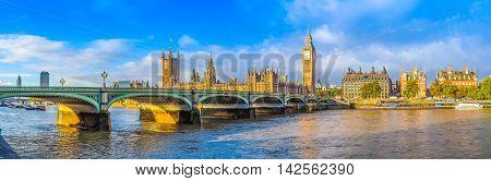 Westminster Bridge Hdr