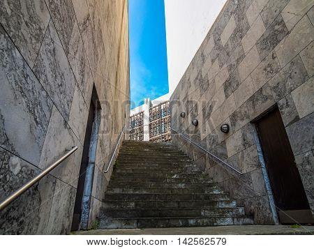 Mainz City Hall Hdr