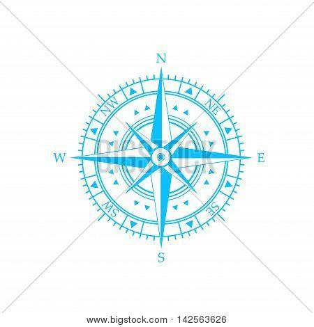 Compass-bluesky