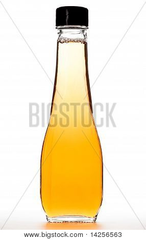 Bottle With Apple Vinegar